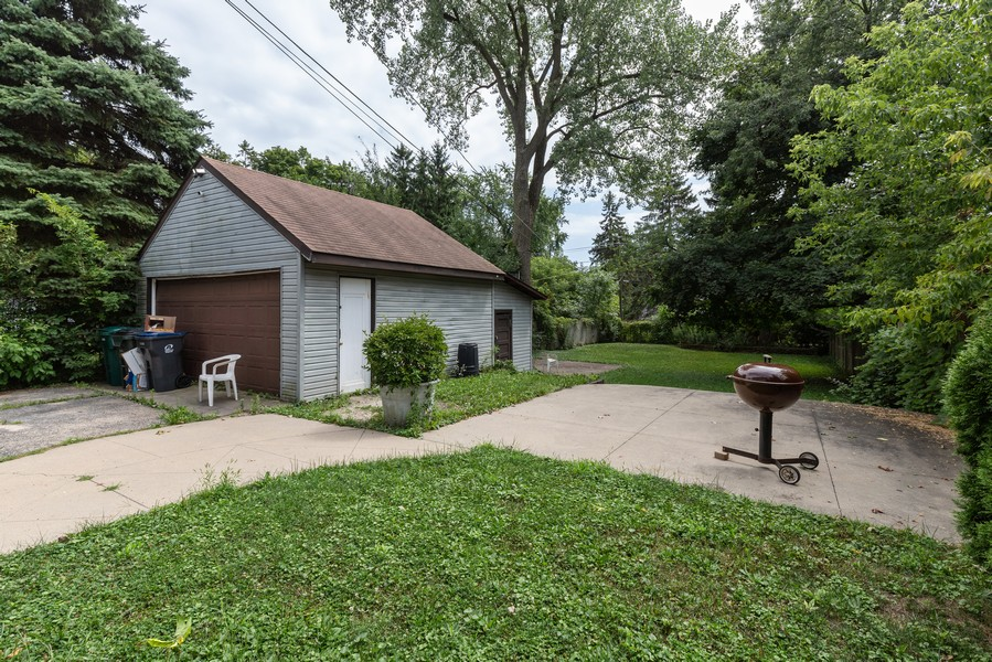 Real Estate Photography - 1019 West Pacific Ave, Waukegan, IL, 60085 - Back Yard