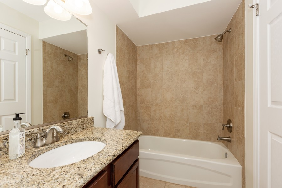 Real Estate Photography - 4900 Forest Ave, 304, Downers Grove, IL, 60515 - Bathroom