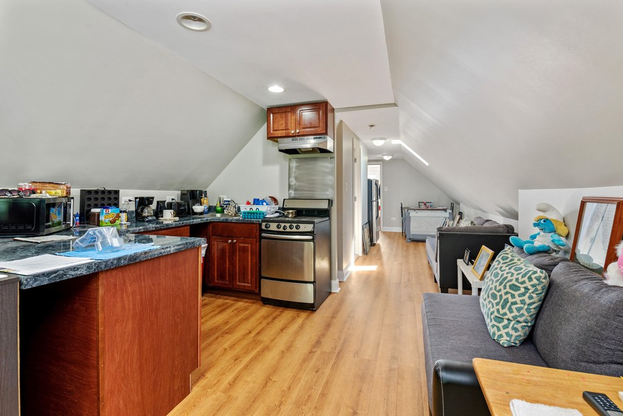 Real Estate Photography - 4237 West School St, Chicago, IL, 60641 - Location 2