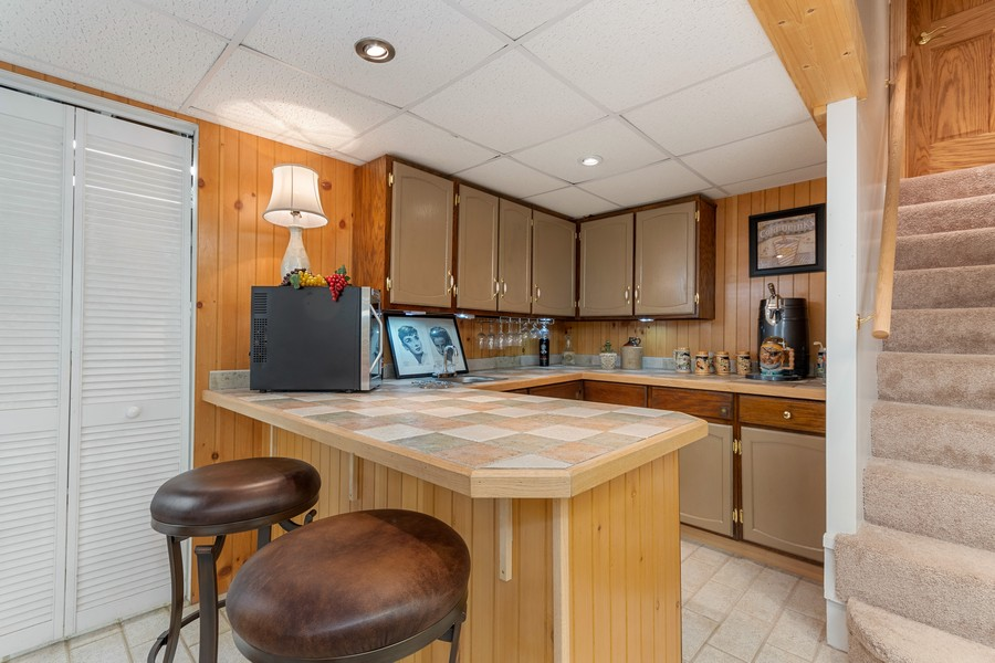 Real Estate Photography - 1520 Shenandoah Ln, Naperville, IL, 60563 - Basement