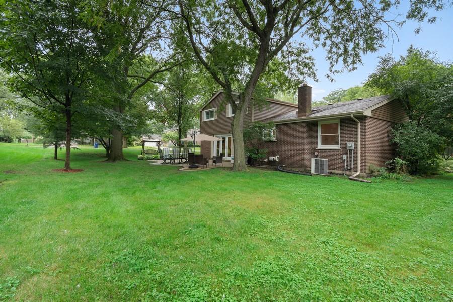 Real Estate Photography - 1520 Shenandoah Ln, Naperville, IL, 60563 - Back Yard