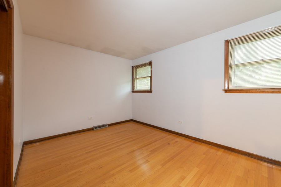 Real Estate Photography - 9S175 Kearney Rd, Downers Grove, IL, 60516 - 3rd Bedroom