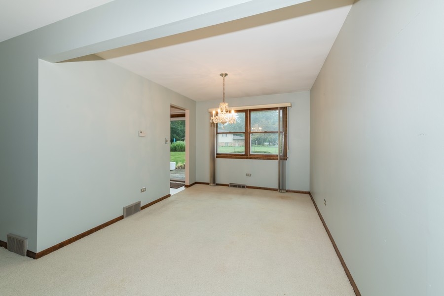 Real Estate Photography - 9S175 Kearney Rd, Downers Grove, IL, 60516 - Dining Room