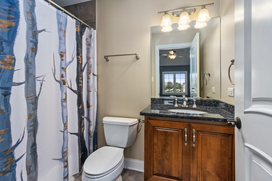 Real Estate Photography - 22622 Nature Creek Circle, Frankfort, IL, 60423 - 3rd Bathroom