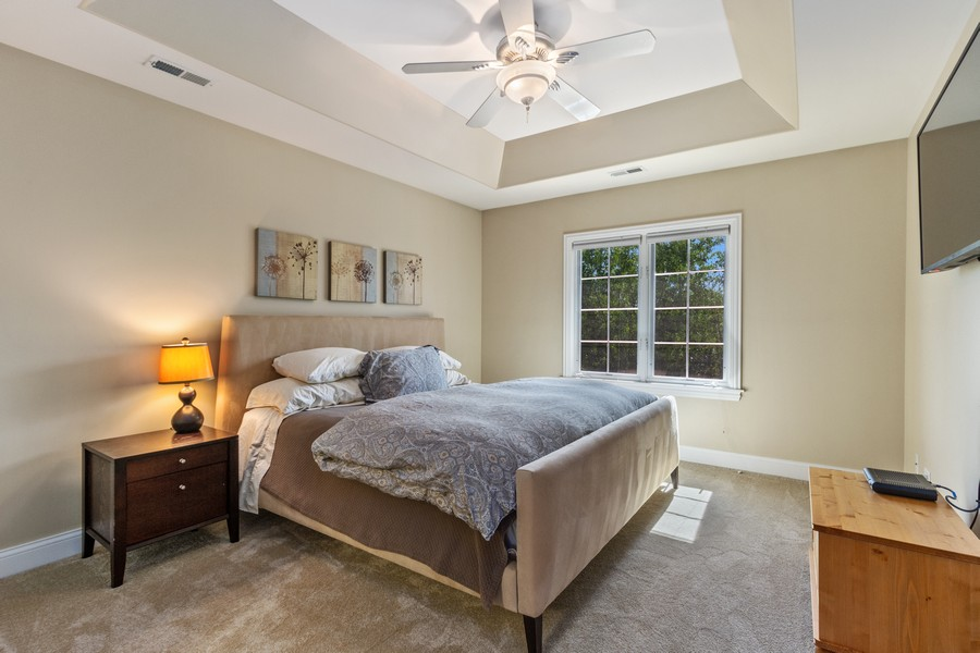 Real Estate Photography - 22622 Nature Creek Circle, Frankfort, IL, 60423 - 2nd Bedroom