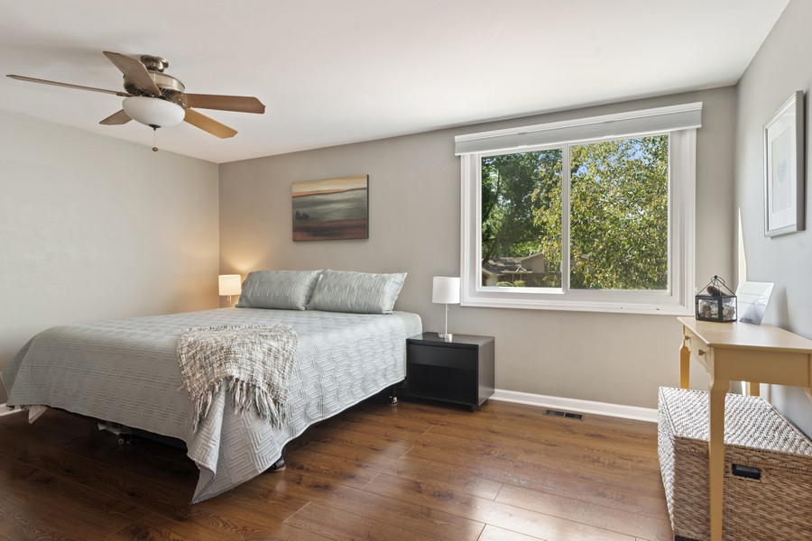 Real Estate Photography - 702 East Hackberry Dr, Arlington Heights, IL, 60004 - Master Bedroom