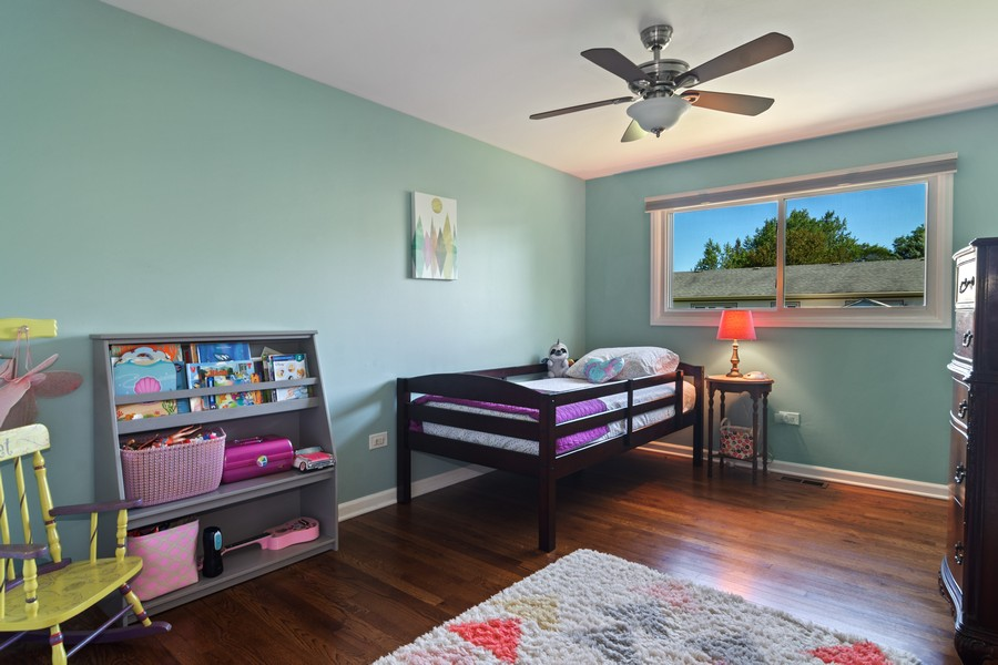 Real Estate Photography - 702 East Hackberry Dr, Arlington Heights, IL, 60004 - 2nd Bedroom