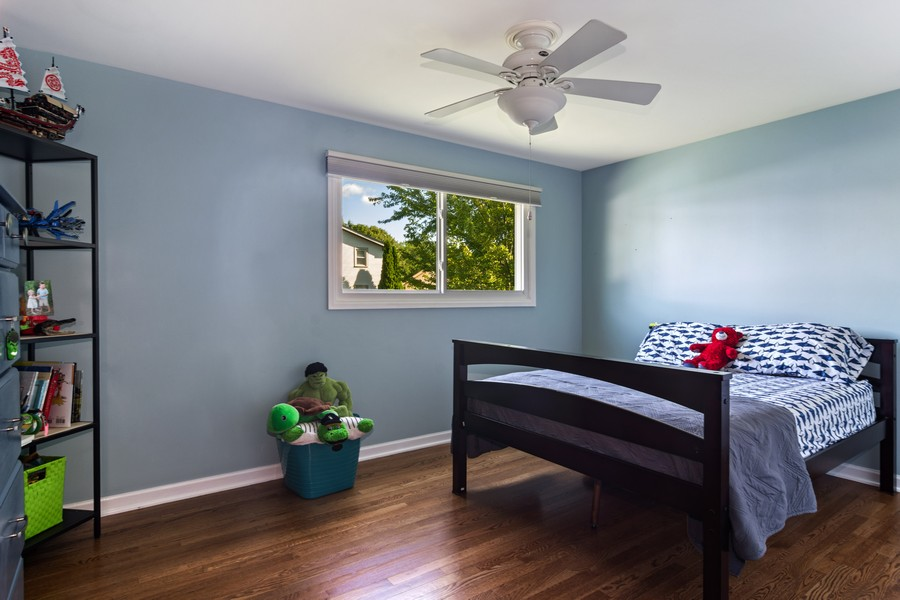 Real Estate Photography - 702 East Hackberry Dr, Arlington Heights, IL, 60004 - 3rd Bedroom