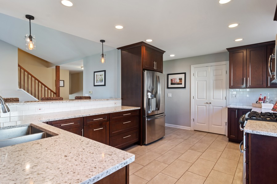 Real Estate Photography - 702 East Hackberry Dr, Arlington Heights, IL, 60004 - Kitchen 2