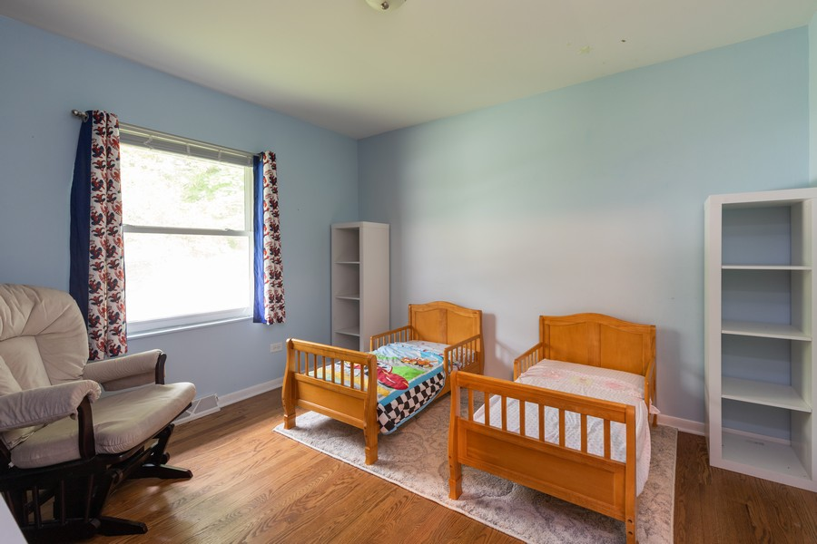 Real Estate Photography - 841 Hillandale Dr, Antioch, IL, 60002 - 3rd Bedroom