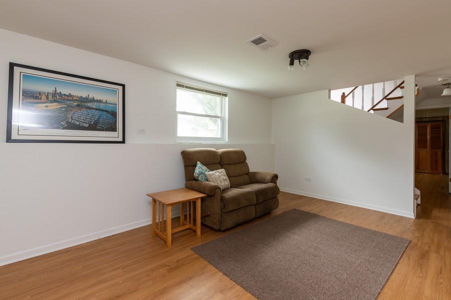 Real Estate Photography - 841 Hillandale Dr, Antioch, IL, 60002 - Basement