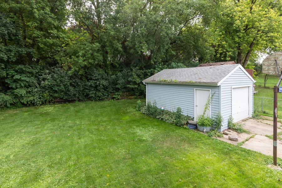 Real Estate Photography - 841 Hillandale Dr, Antioch, IL, 60002 - Back Yard