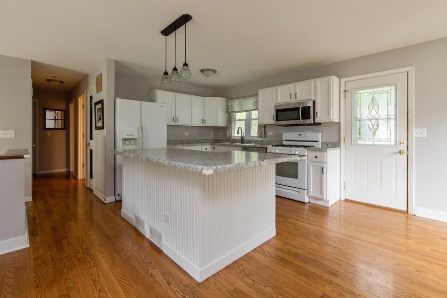 Real Estate Photography - 841 Hillandale Dr, Antioch, IL, 60002 - Kitchen