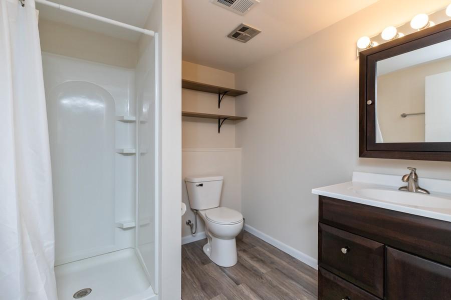 Real Estate Photography - 841 Hillandale Dr, Antioch, IL, 60002 - Bathroom