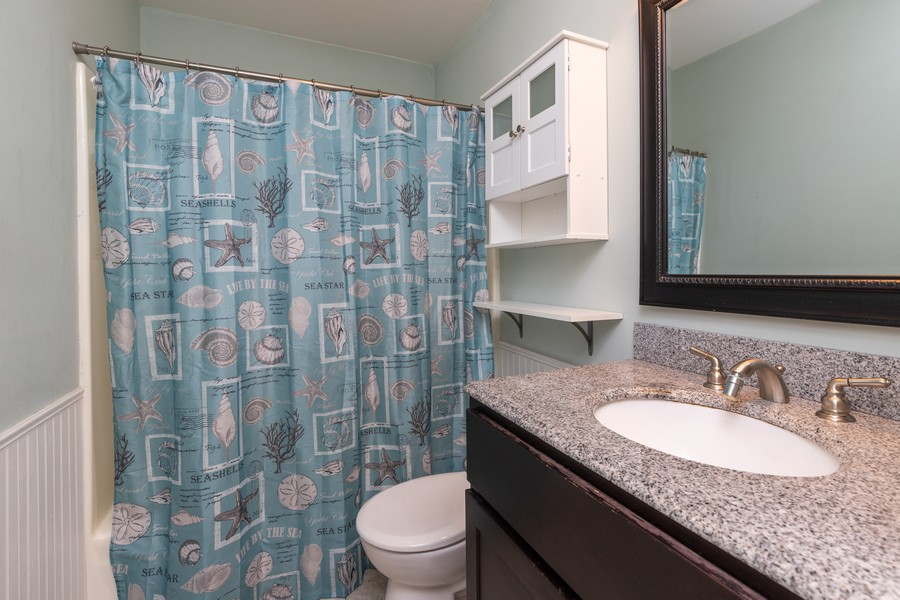 Real Estate Photography - 841 Hillandale Dr, Antioch, IL, 60002 - 2nd Bathroom