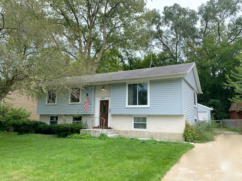Real Estate Photography - 841 Hillandale Dr, Antioch, IL, 60002 -