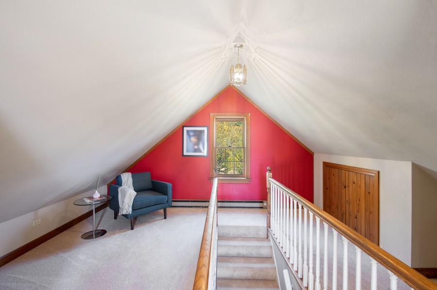 Real Estate Photography - 217 Hartrey Ave, Evanston, IL, 60202 - Master Bedroom
