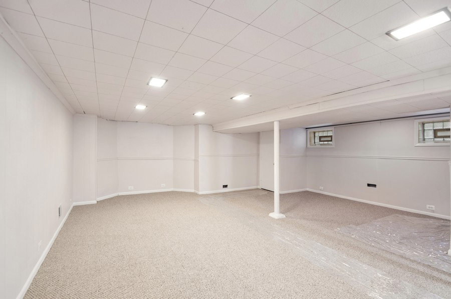 Real Estate Photography - 217 Hartrey Ave, Evanston, IL, 60202 - Basement