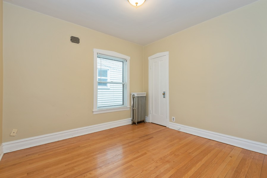 Real Estate Photography - 4820 West Oakdale Ave, Chicago, IL, 60641 - Master Bedroom