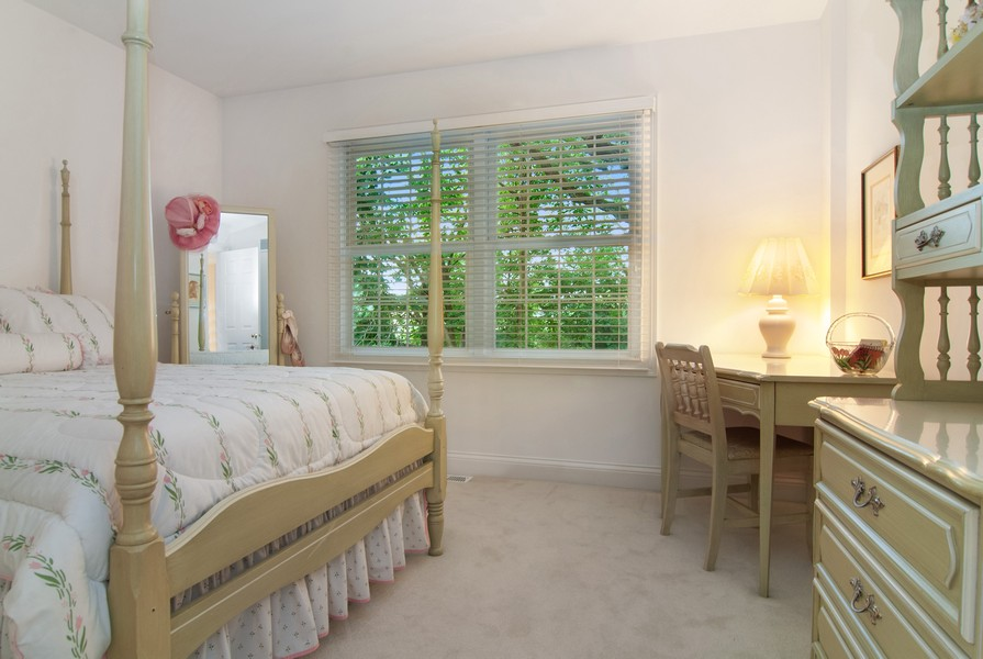 Real Estate Photography - 2306 Brookwood Ct, Aurora, IL, 60502 - 3rd Bedroom