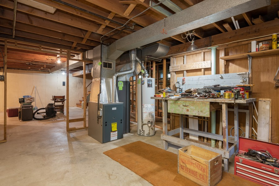 Real Estate Photography - 32W922 Hecker Dr, Dundee, IL, 60118 - Basement