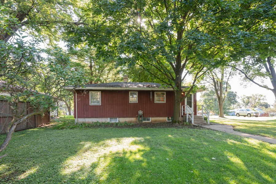 Real Estate Photography - 32W922 Hecker Dr, Dundee, IL, 60118 - Rear View