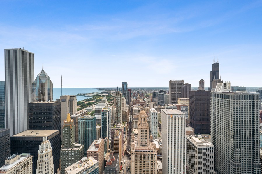 Real Estate Photography - 401 N Wabash, Unit 53E, Chicago, IL, 60611 - View
