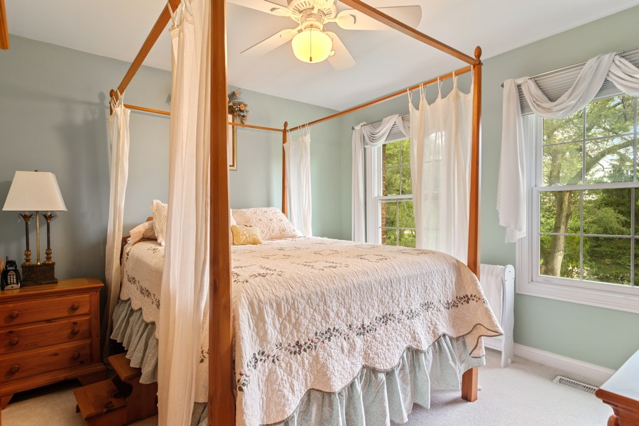Real Estate Photography - 73 Covered Bridge Rd, South Barrington, IL, 60010 - 4th Bedroom