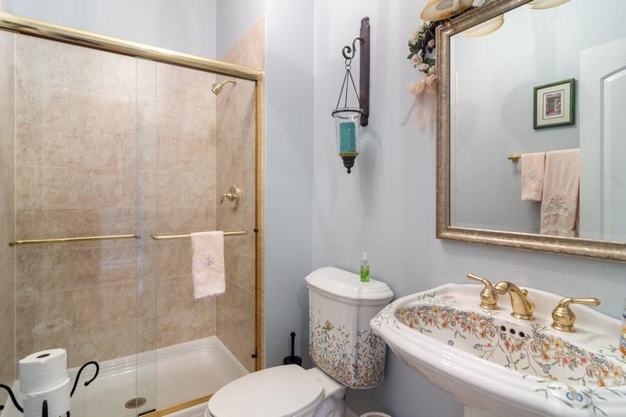 Real Estate Photography - 73 Covered Bridge Rd, South Barrington, IL, 60010 - Bathroom