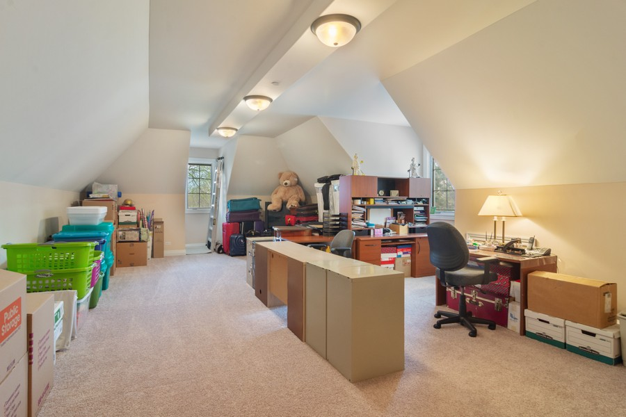 Real Estate Photography - 46 Inverway Rd, Inverness, IL, 60067 - Bonus Room