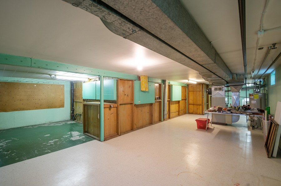 Real Estate Photography - 6380 North Ionia Ave, Chicago, IL, 60646 - Basement