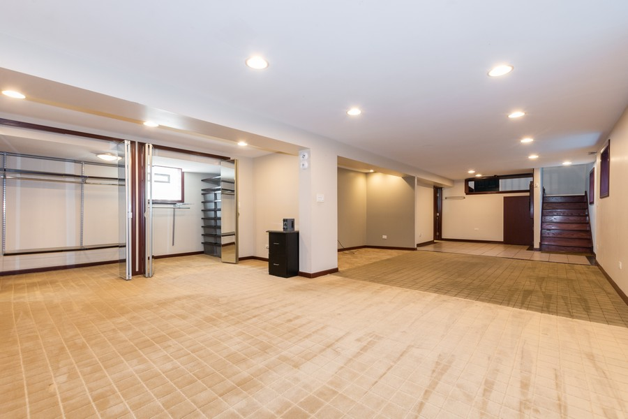 Real Estate Photography - 11720 South Harding Ave, Alsip, IL, 60803 - Basement