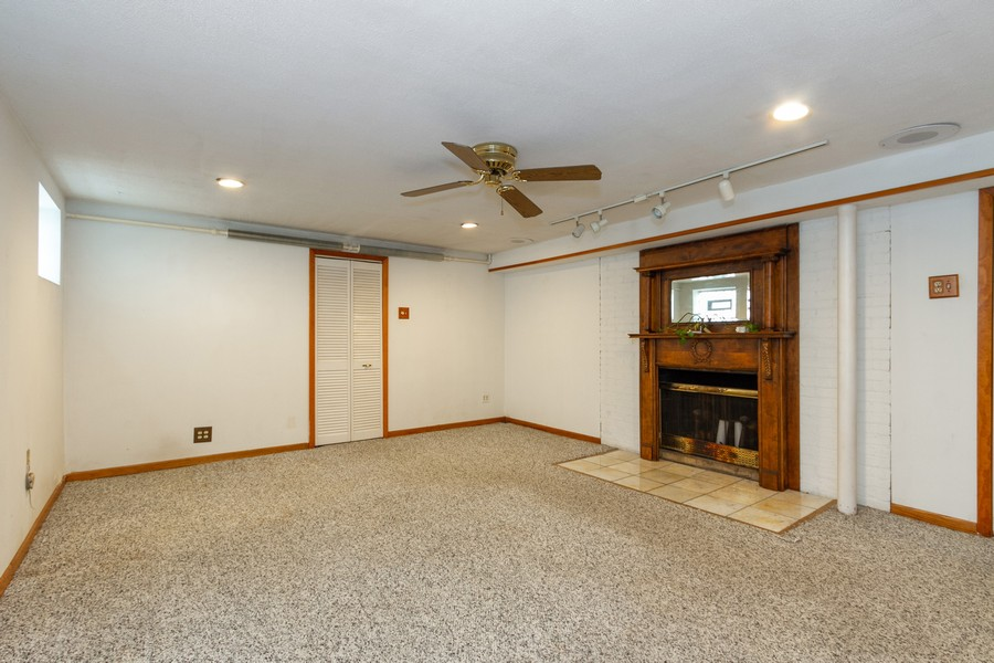 Real Estate Photography - 8057 South Honore St, Chicago, IL, 60620 - Lower Level
