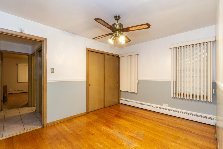 Real Estate Photography - 8057 South Honore St, Chicago, IL, 60620 - Dining Area