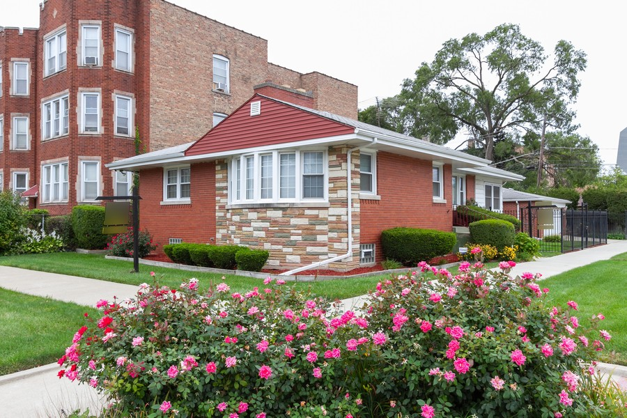 Real Estate Photography - 8057 South Honore St, Chicago, IL, 60620 - Front View