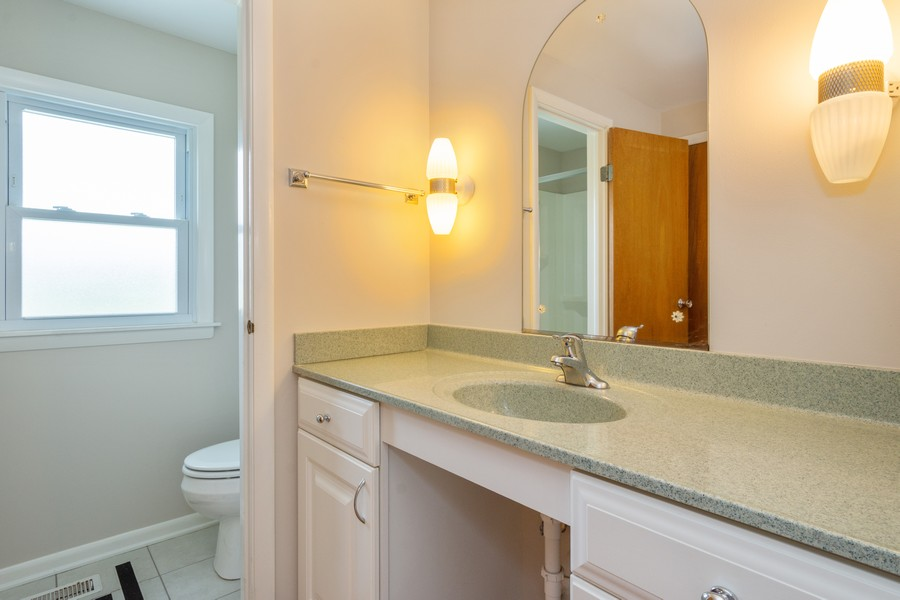 Real Estate Photography - 945 North Quince Ln, Mount Prospect, IL, 60056 - Master Bathroom