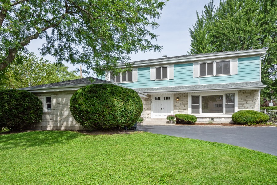 Real Estate Photography - 945 North Quince Ln, Mount Prospect, IL, 60056 - Front View