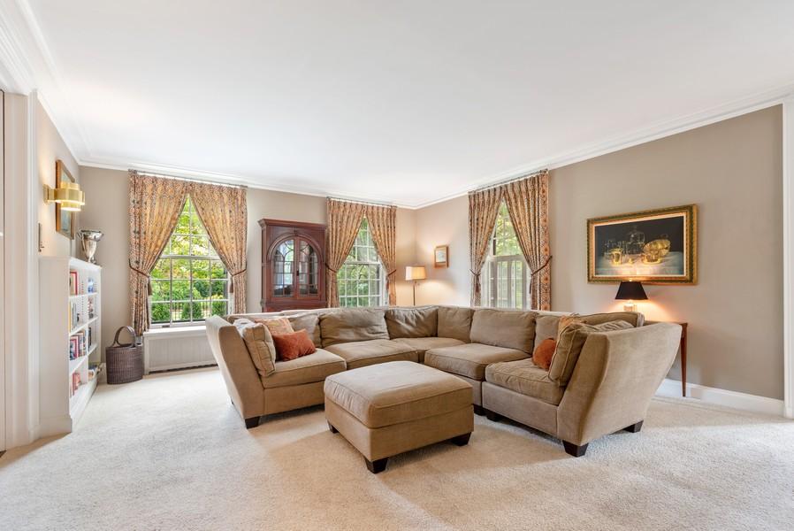 Real Estate Photography - 1128 Ridge Ave, Evanston, IL, 60202 - Family Room