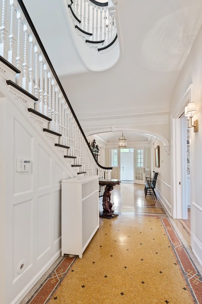 Real Estate Photography - 1128 Ridge Ave, Evanston, IL, 60202 - Foyer