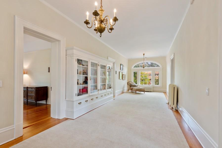 Real Estate Photography - 1128 Ridge Ave, Evanston, IL, 60202 - 2nd Floor Hall