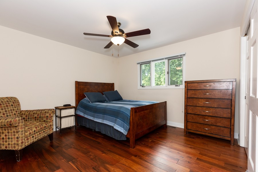 Real Estate Photography - 6S222 New Castle Rd, Naperville, IL, 60540 - Bedroom