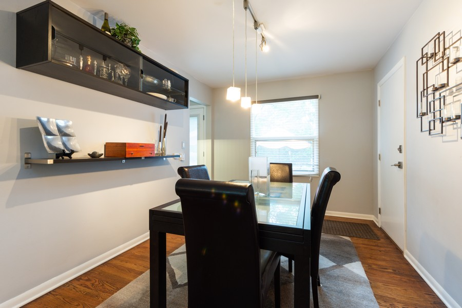 Real Estate Photography - 131 S Maple Ct, Palatine, IL, 60067 - Dining Room