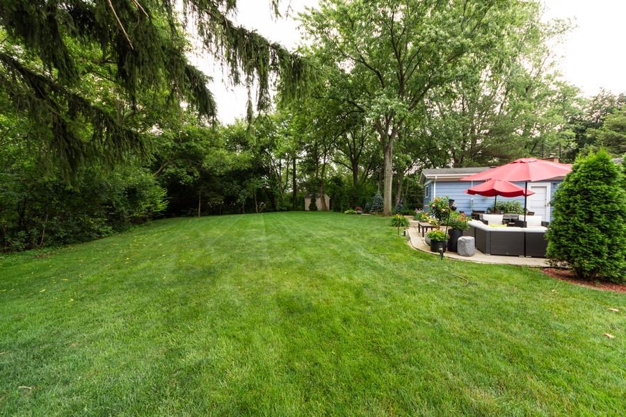 Real Estate Photography - 131 S Maple Ct, Palatine, IL, 60067 - Back Yard