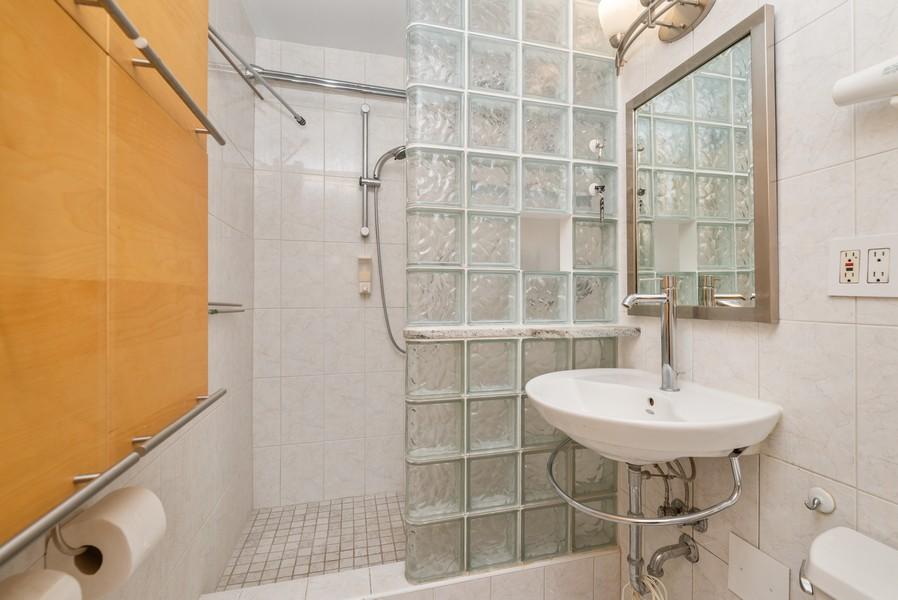 Real Estate Photography - 33 East Cedar St, 16D, Chicago, IL, 60611 - Bathroom