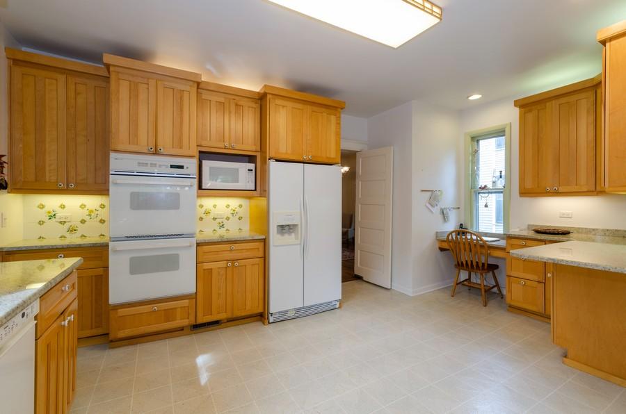 Real Estate Photography - 1027 Judson Ave, Evanston, IL, 60202 - Kitchen