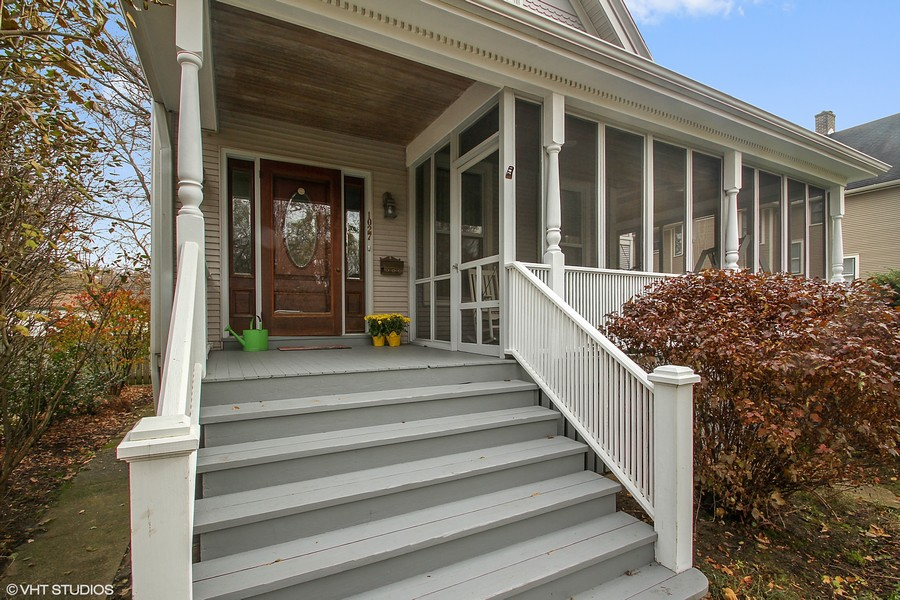 Real Estate Photography - 1027 Judson Ave, Evanston, IL, 60202 -