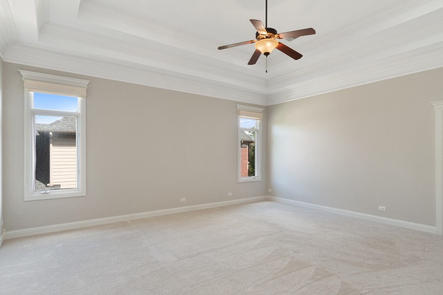 Real Estate Photography - 11674 Liberty Ln, Plainfield, IL, 60585 - Master Bedroom