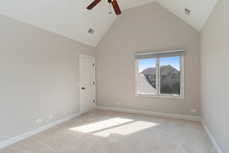 Real Estate Photography - 11674 Liberty Ln, Plainfield, IL, 60585 - 2nd Bedroom