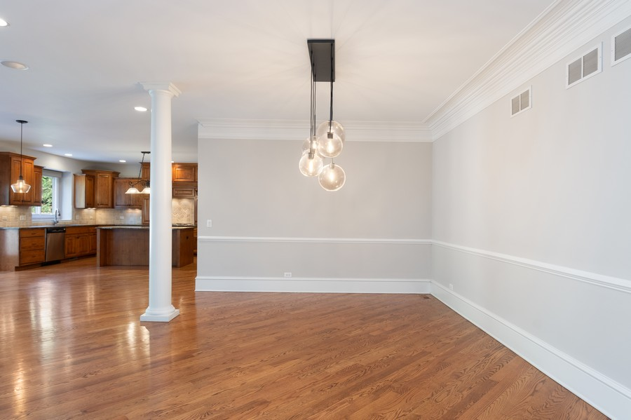 Real Estate Photography - 11674 Liberty Ln, Plainfield, IL, 60585 - Dining Room