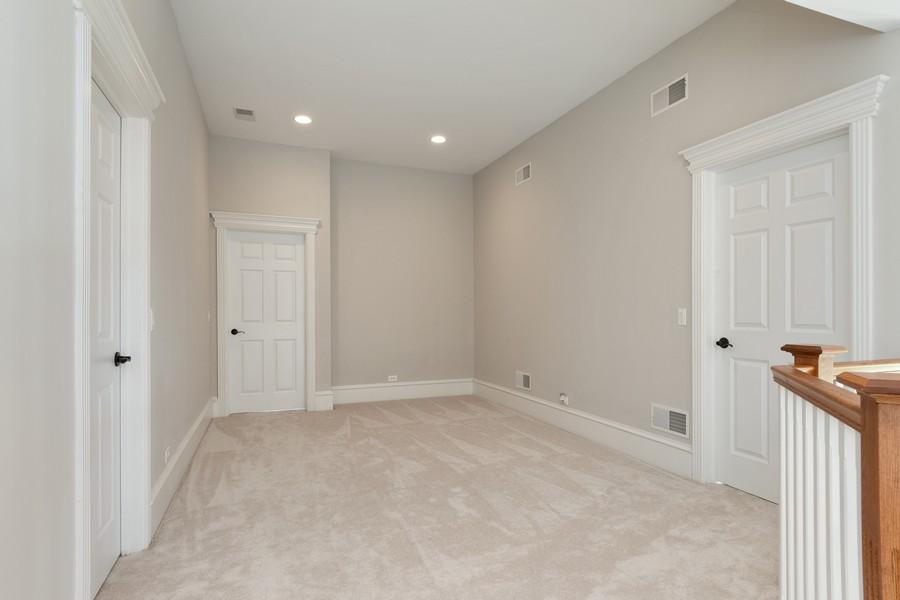 Real Estate Photography - 11674 Liberty Ln, Plainfield, IL, 60585 - Loft